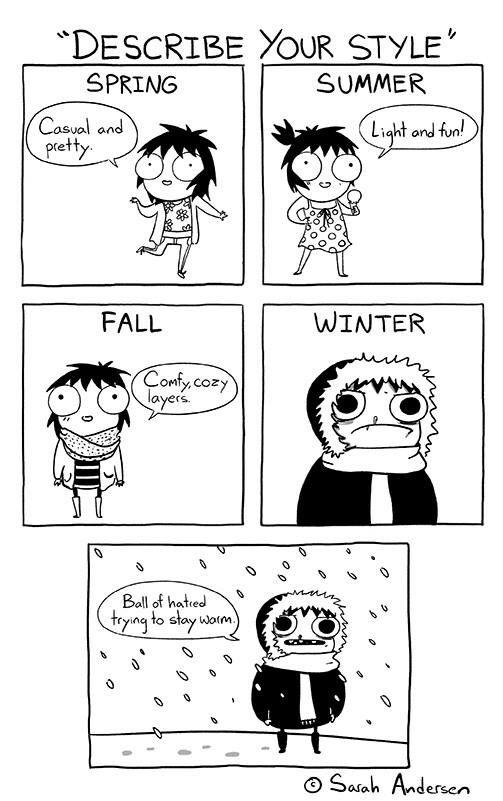 Season and style