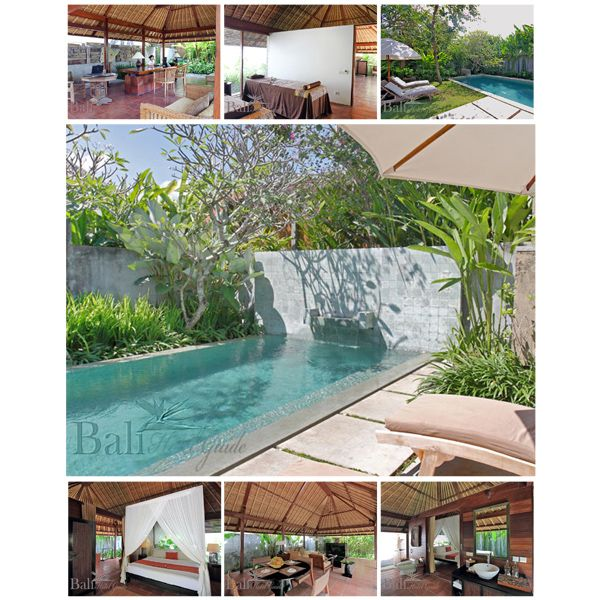 Maya Loka Villas Seminyak is a small hotel on the edge of Seminyak situated on a long lane with pleasant views of the areas' remaining rice fields. Maya Loka Villas Seminyak has 13 stylish villas constructed in classic Balinese design with a comfortable, open air living space.  Click on the link to reserve your room now! http://www.balihotelguide.com/booking/hotels/240/maya-loka-villas-seminyak.aspx