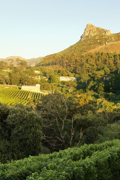 Constantia Glen, Cape Town.