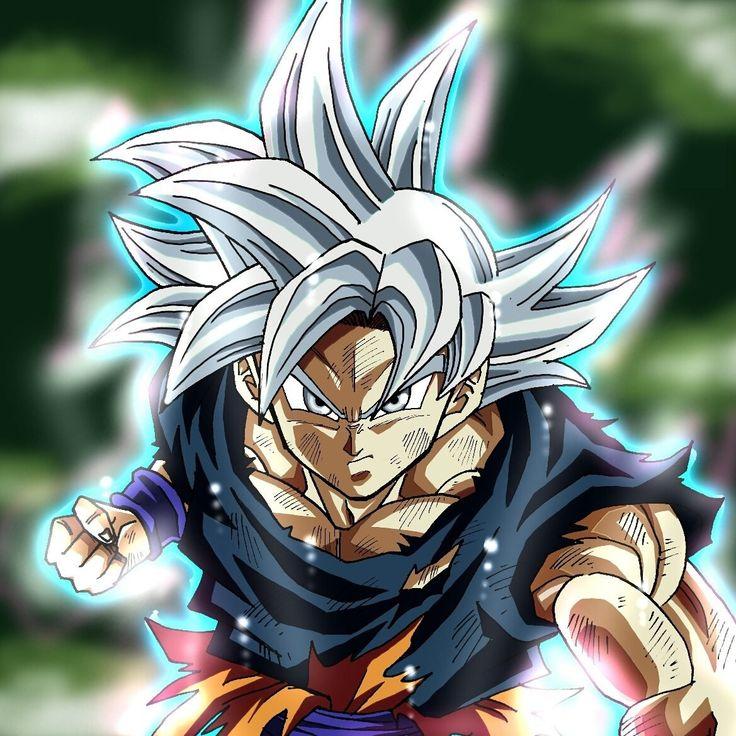 Goku perfect ultra instinct