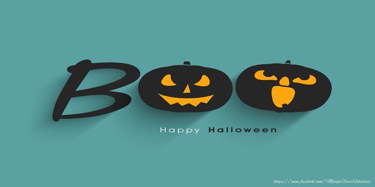 Boo Happy Halloween!
