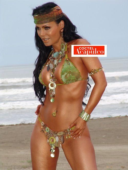 En guardia maribel bikini