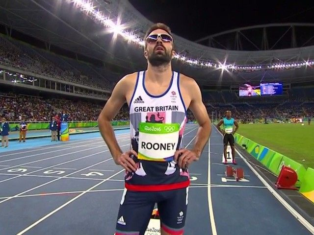 Martyn Rooney unhappy with relay disqualification decision