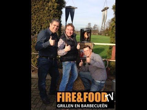Fire&Food - Hoe bereid ik kip in een Original KipGrill®