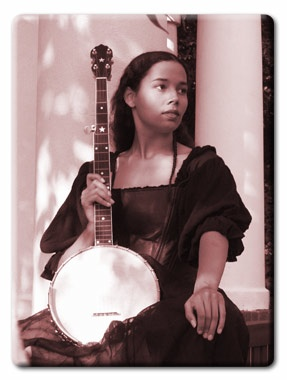 Rhiannon Giddens of Carolina Chocolate Drops
