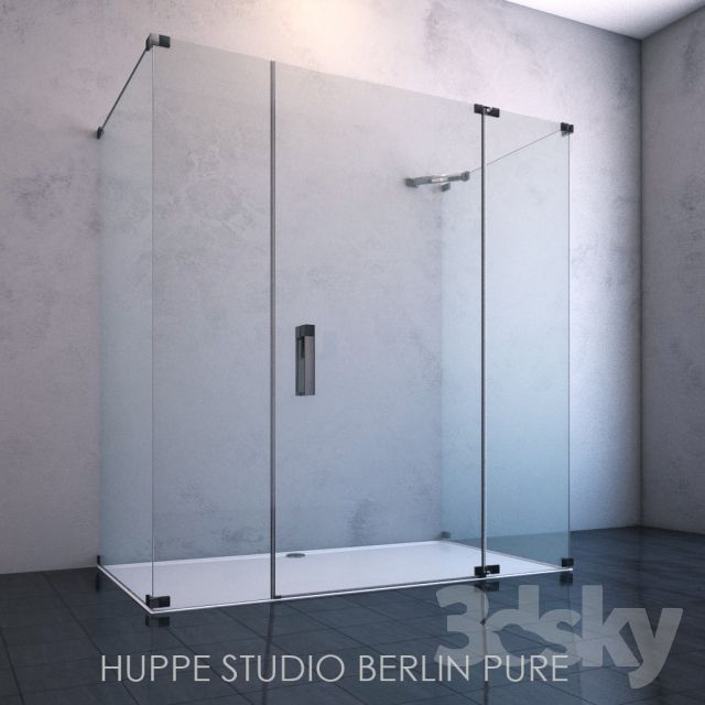 Shower HÜPPE Studio berlin pure