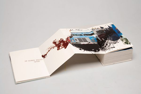Letters of yage, Visual Book on Behance