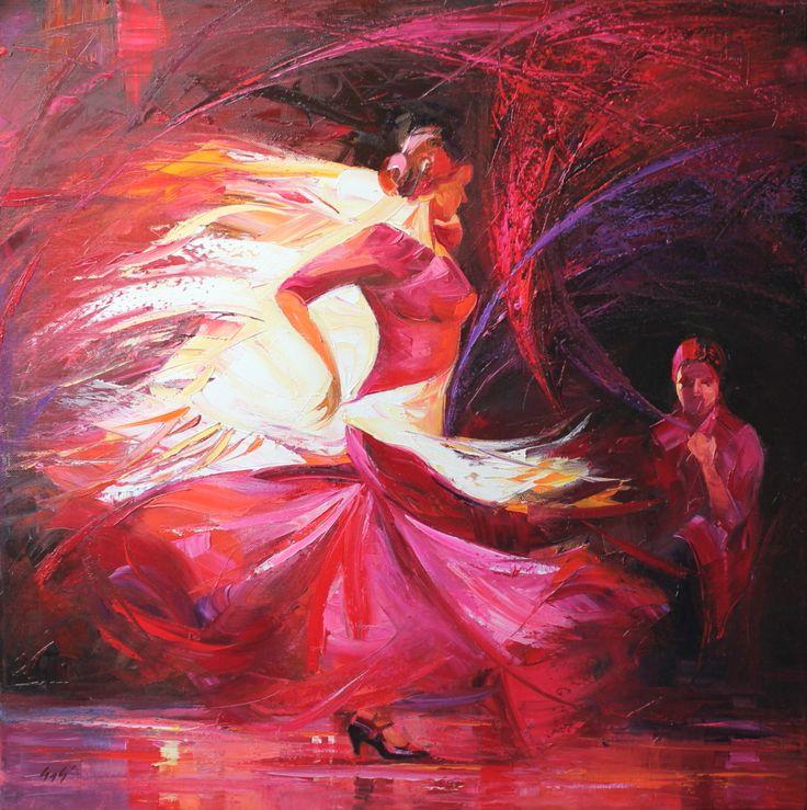Pirók Zsófi flamenco-ja elementáris erejű