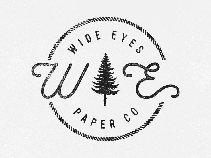 Wide Eyes Stamp