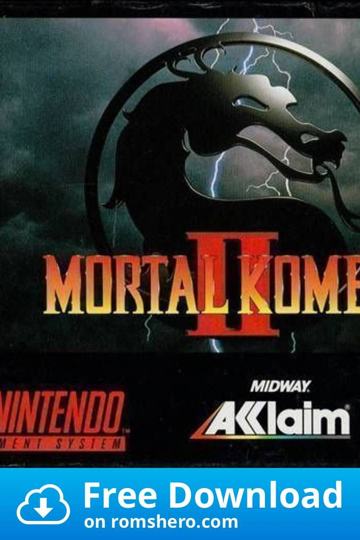 Download Mortal Kombat Ii Anthrox Beta Hack Super Nintendo
