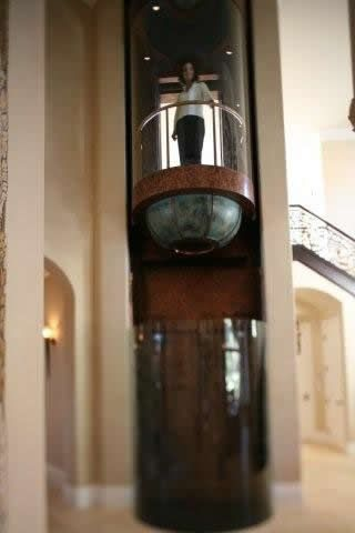 Luxury Custom Elevator Home Elevator Pinterest