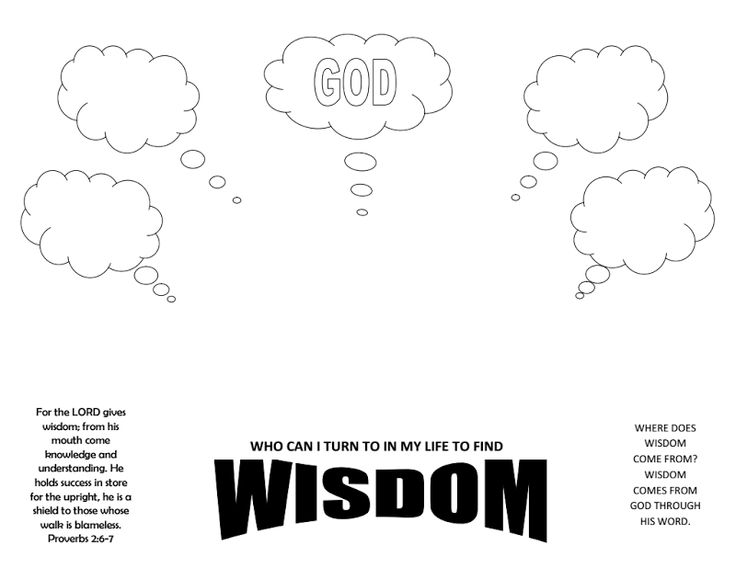 This was created for our lesson on Solomon. Have kids draw
