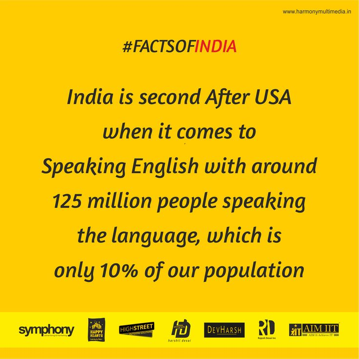 #Facts of #India  #HarmonyMultimedia