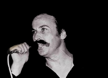 Nikos Xylouris(1936-1980) was a Greek composer and singer from  Anogeia,Crete and also the older brother of two other great musicians of Cretan music.He was part of the movement that brought down the Greek military Junta of 1967.His songs and music captured and described the Greek psyche and demeanor, gaining himself the title the archangel of Crete.Well-known composers such as Markopoulos,Xarhakos and Leontis wrote music on verses of famous Greek poets,Ritsos,Seferis,Varnalis and Solomos.