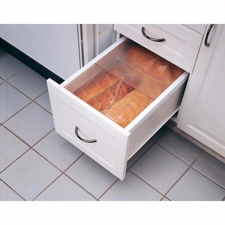 Bread Drawer Kits, Rev-a-Shelf BDC Series-16-3/4 | Bread ...