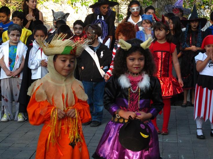 http://www.colegio-bilingue.com  Ganadores del Concurso en Primaria Chica