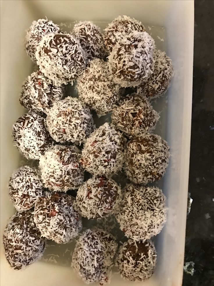My fav...Macca, goji, cacao and date protein balls......bliss. I'm creating new recipes weekly. Happy to share these
