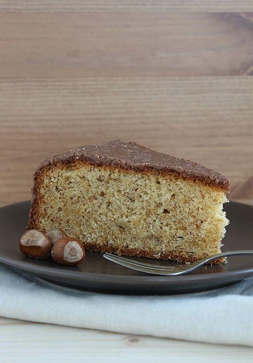 Tinkas Welt: Omas Nuss- Tassenkuchen - schnell gebacken