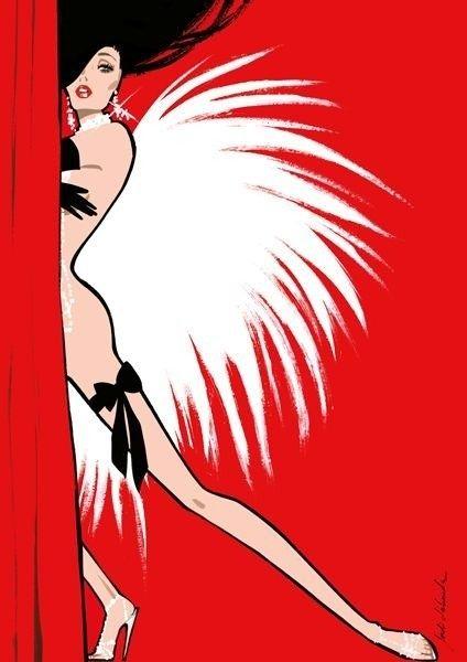 """Burlesque"" by Jordi Labanda"