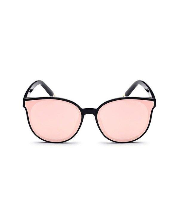Women Eye Retro For Cat Sunglasses Classic Round Designer Oversized ymIf7Ygvb6