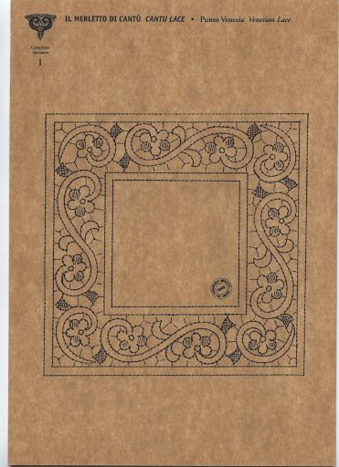 Merletto di Cantù - Punto Venezia - nunzia - Picasa Web Album
