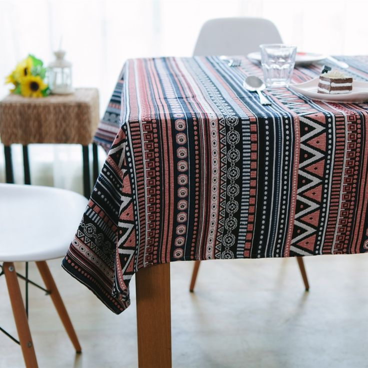 Maison Textile Cuisine Linge De Table Nappes Entrepot Ue Cru Pastoral Du Sud Vent Repas Auberge Nappe Nappe De Table Table Basse Rectangulaire Nappe