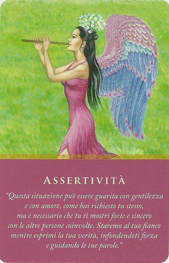 Puoi essere angelico e assertivo allo steso tempo, se invochi gli Angeli per avere una guida tutte le volte che intendi esprimere la tua verità.