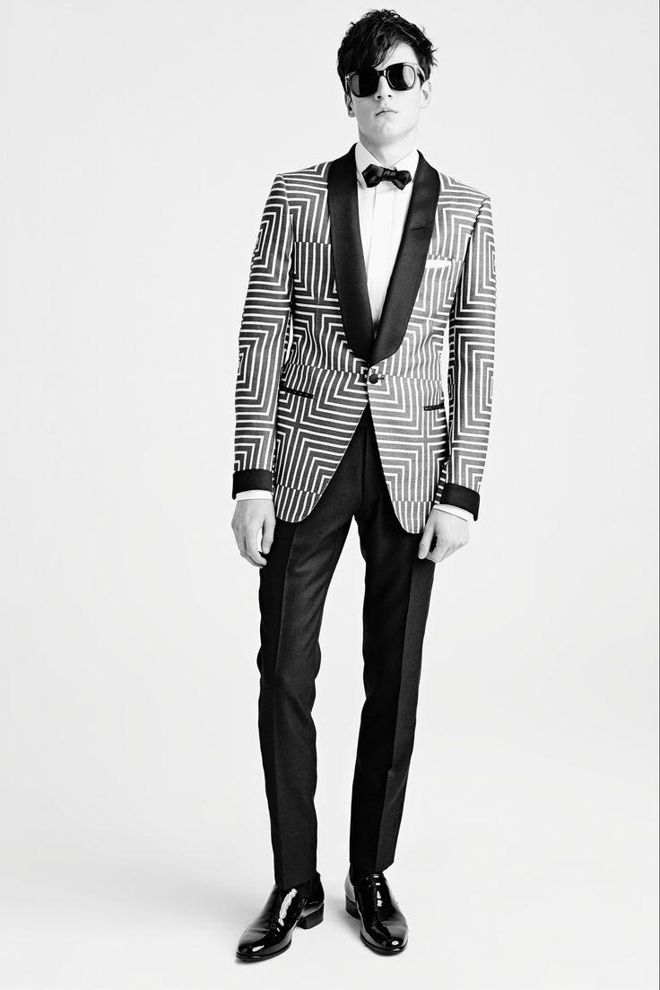 Pict j ferrar modern fit 1 - Tom Ford Fall 2015 Menswear I Think The Lovely Blazer S Velvet Which Makes