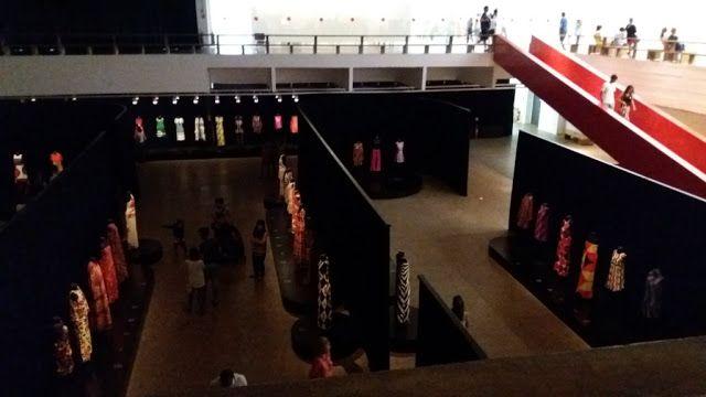 Arthé Criações: Moda e Arte - Exposição no Masp