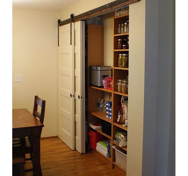Pantry Ideas With Sliding Doors: 1000+ Images About Organization On Pinterest