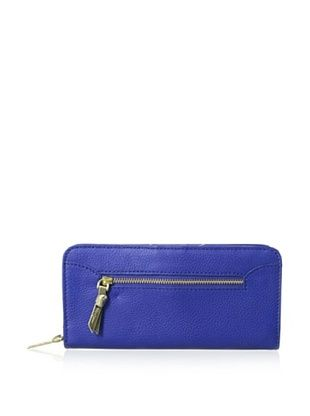 58% OFF Foley + Corinna Women's City Continental Wallet (Cobalt)