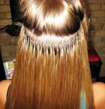 Fusion Hair Extensions With Pre Tipped Hair Products I