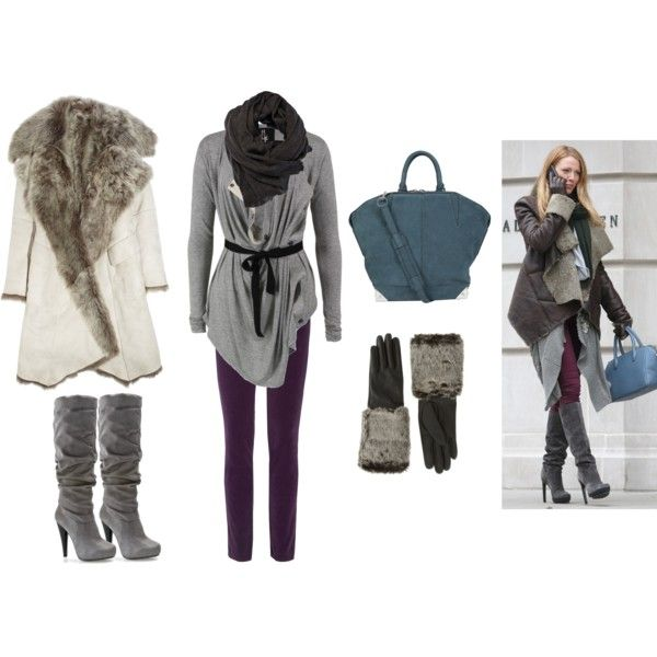 Winter Outfit - Polyvore