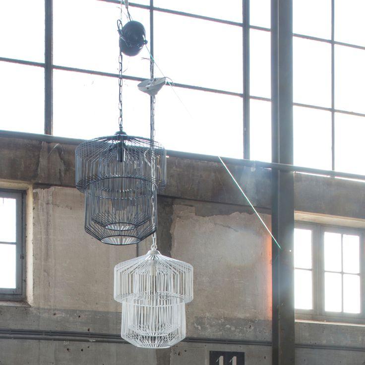 Trendhopper ● Hanglamp Iron is een kunstwerk aan je plafond.