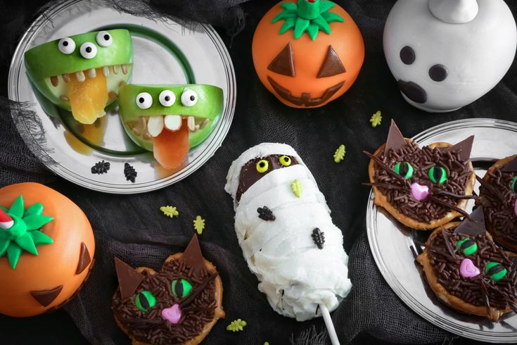 Four Easy Halloween Treats for HGTV!