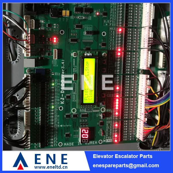 KJ-D100 V3 4 KOYO Elevator PCB Mainboard Mother Board
