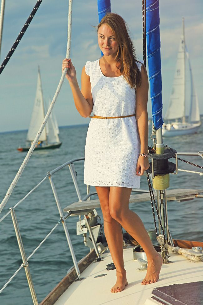 Girls Wear, Fashion Outfit, Summer Dresses, Classy Girls, Levo League, White Dresses, Leather Belts, Lace Dresses, Sailing Boats
