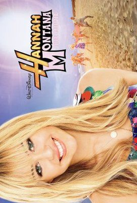 Hannah Montana: The Movie (2009) movie #poster, #tshirt, #mousepad, #movieposters2