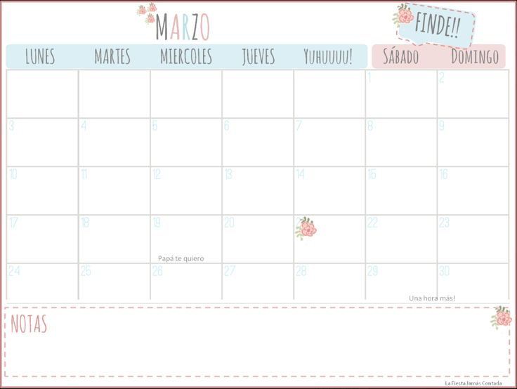 13 best Free printables images on Pinterest Free printables, Free - printable calendars