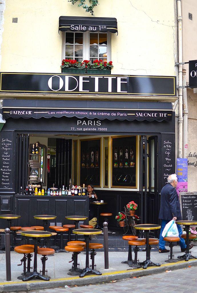 Odette Paris #odetteparis #paris