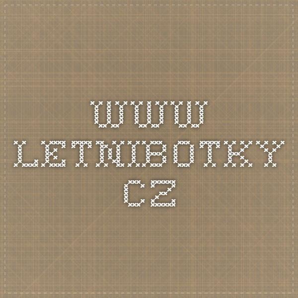 www.letnibotky.cz