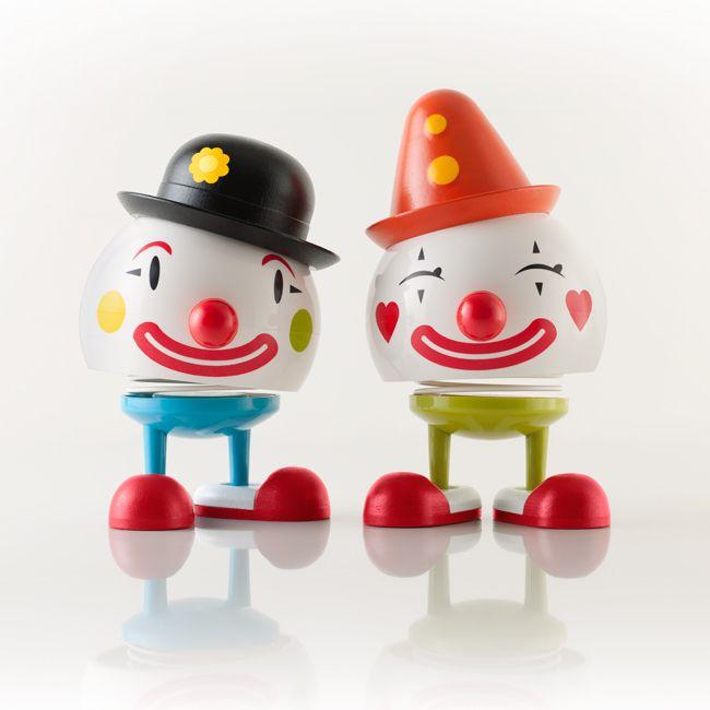 Hoptimist - Clowns