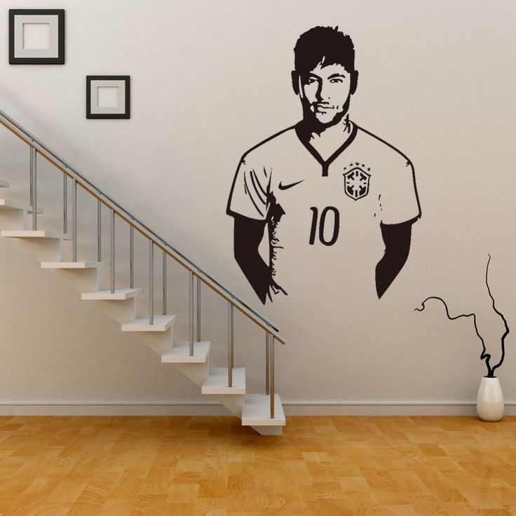 Image result for soccer wall decor