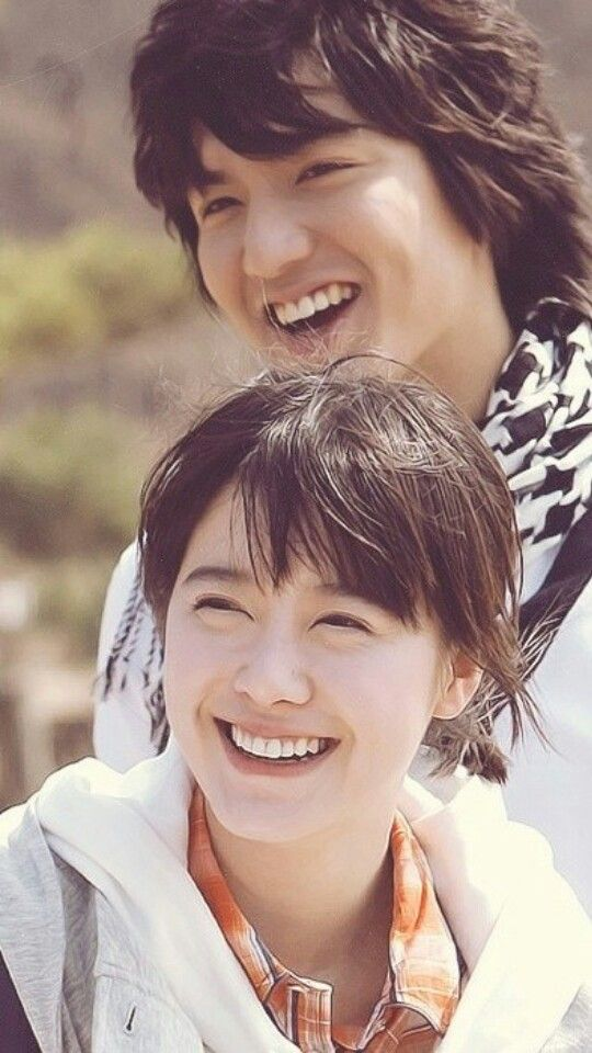 Boys Over Flowers JunPyo-JanDi Couple Wallpaper ❤ #wallpaper #koreandrama #kdrama #boysoverflowers #couple