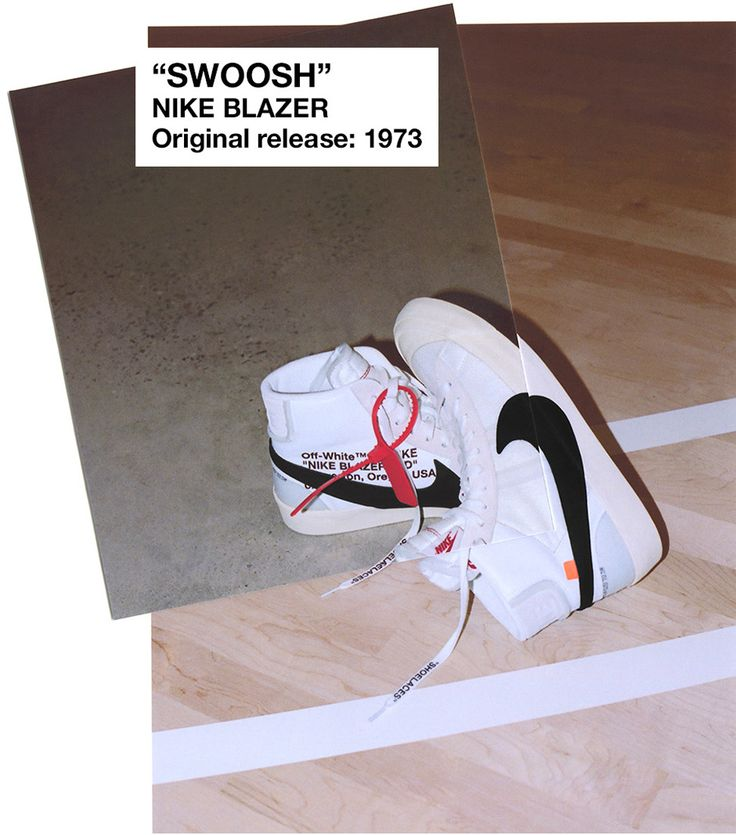 """Off White Nike """"The Ten"""" Official Release, Store List, and Raffle Schedule 