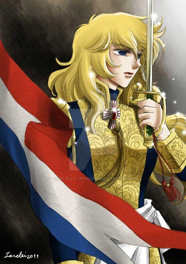 Lady Oscar by LORELEI-LilyPrincess.deviantart.com on @DeviantArt