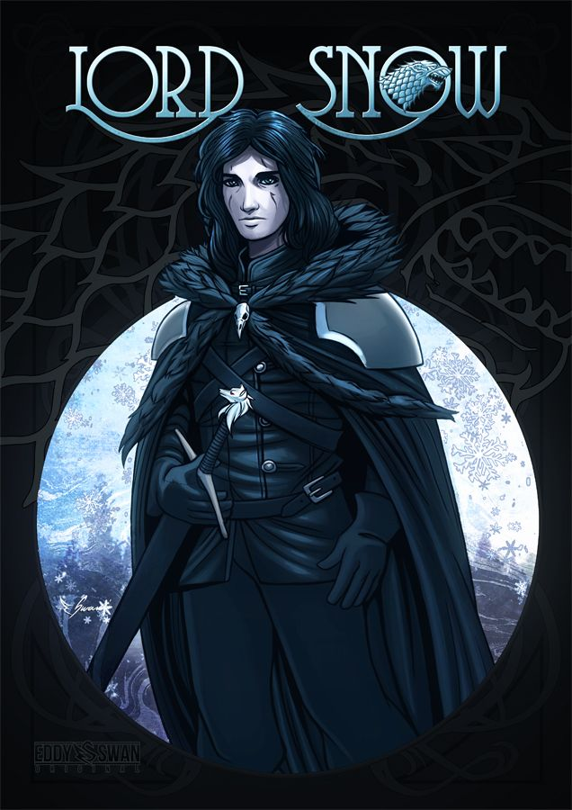 Lord Snow by Eddy-Swan on DeviantArt