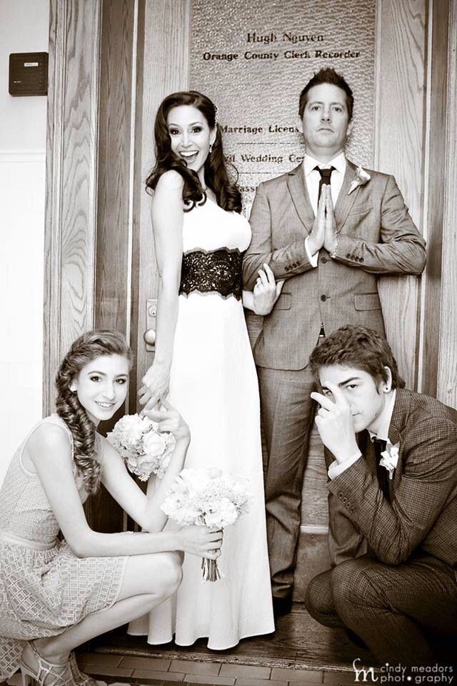 Old County Courthouse Santa Ana CA. Courthouse Wedding And Loving It! Cindy  Meadors Photography