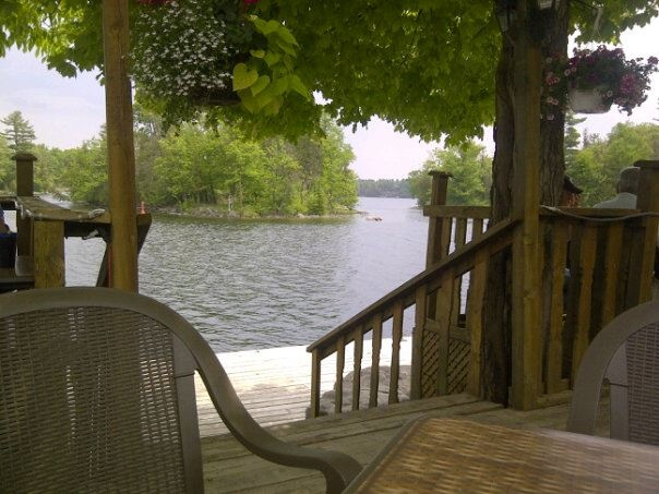 Favourite photo of The Kawarthas:    The Old Mill at Islandview Resort