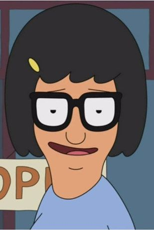 When their glasses and slight bowl cuts helped to flawlessly define their looks. | 13 Times Tina Belcher And Harry Potter Were The Same Person
